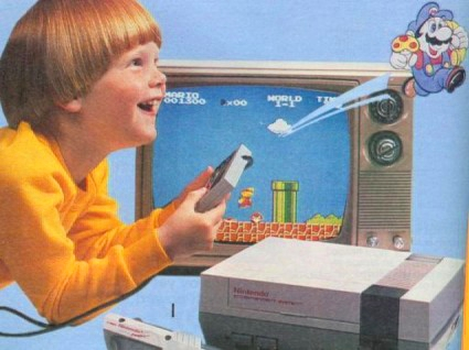 Kids Game For Nes
