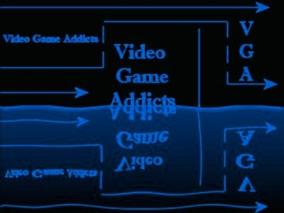 Video Game Addicts banner